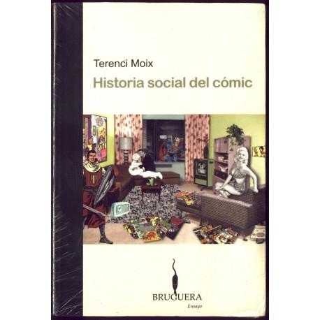 Historia social del comic - Terenci Moix