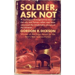 Soldier, Ask Not - Gordon R. Dickson