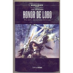 Honor de lobo - Lee Lightner