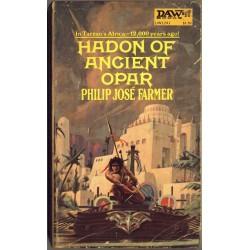 Hadon of Ancient Opar - Philip Jos_ Farmer