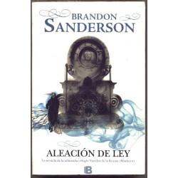 Aleacion de ley - grande - Brandon Sanderson