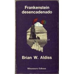 Frankenstein desencadenado - Brian Aldiss