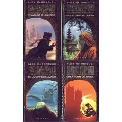 Scorpio (4 vols.) - Alex McDonough