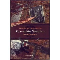 Operacion vampiro - David Bishop