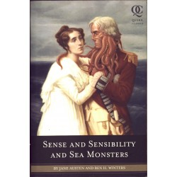 Sense and Sensibility and Sea Monsters - Jane Austen y Ben H. Winters