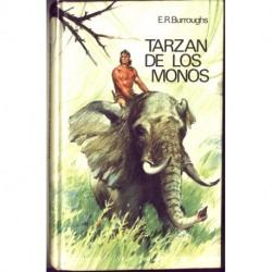 Tarzan de los monos - Circulo de Lectores - Edgar Rice Burroughs