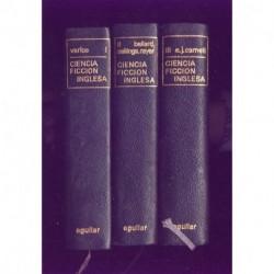 Ciencia ficcion inglesa (3 vols.) - Varios