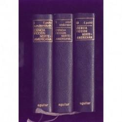 Ciencia ficcion norteamericana (3 vols.) - Varios