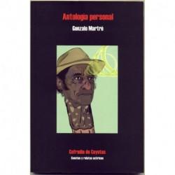 Antologia personal - Gonzalo Martre