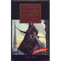 A traves del nido de ghants - Tad Williams