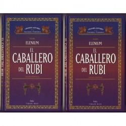 El caballero del rubi (2 vols.) - David Eddings