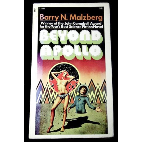 Beyond Apollo - Barry N. Malzberg