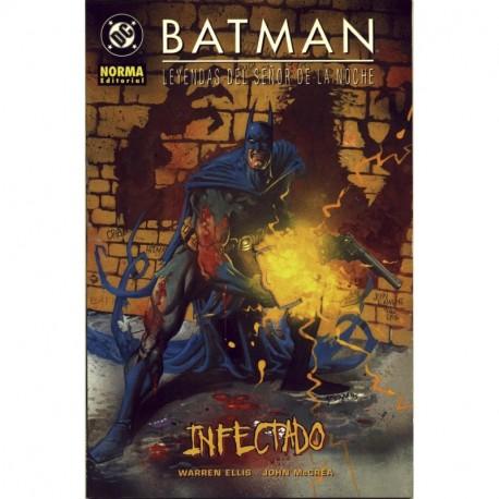 Batman - Infectado - Warren Ellis y John McCrea