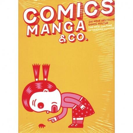 Comics, manga & co. - Varios
