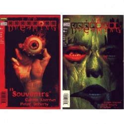 The Dreaming: Souvenirs (2 vols.) - Doherty Kiernan y D'Israeli