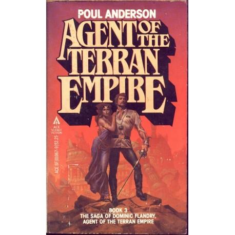 Agent of the Terran Empire - Poul Anderson