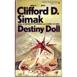 Destiny Doll - Clifford D. Simak