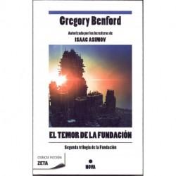 El temor de la Fundacion - Gregory Benford