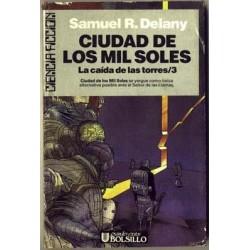 Ciudad de los mil soles - Samuel R. Delany