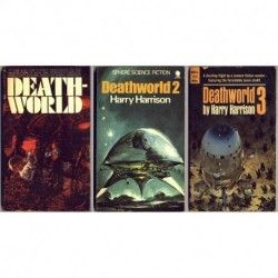 Deathworld (3 vols.) - Harry Harrison