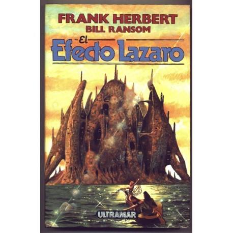 El efecto Lazaro - Frank Herbert y Bill Ransom