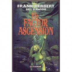 El factor ascension - Frank Herbert y Bill Ransom