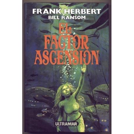 El factor ascension - Frank Herbert y Bill Ransom