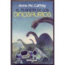 El planeta de los dinosaurios (tapa dura) - Anne McCaffrey
