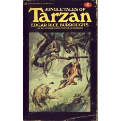 Jungle Tales of Tarzan - Edgar Rice Burroughs