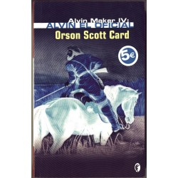 Alvin el oficial - Orson Scott Card