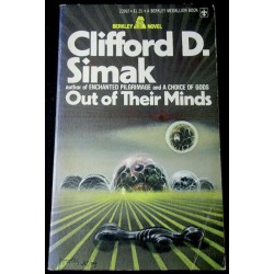 Out of Their Minds - Clifford D. Simak