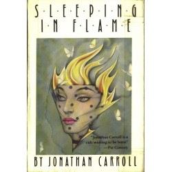Sleeping in Flame - Jonathan Carroll