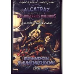 Alcatraz. Las lentes fragmentadas - Brandon Sanderson