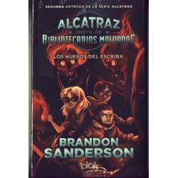 Alcatraz. Los huesos del escriba - Brandon Sanderson