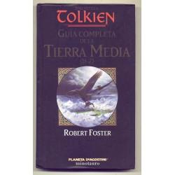 Guía completa de la Tierra media (H-Z) - J.R.R. Tolkien