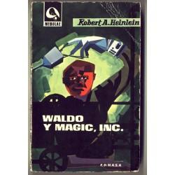 Waldo y Magic, INC. - Robert A. Heinlein