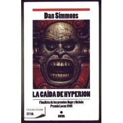 La caída de Hyperion - Dan Simmons