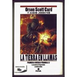 La tierra en llamas - Orson Scott Card