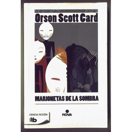 Marionetas de la sombra - Orson Scott Card