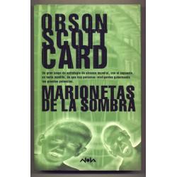 Marionetas de la sombra (grande) - Orson Scott Card