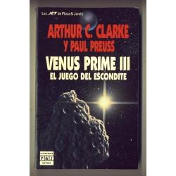 Venus Prime III - Arthur C. Clarke y Paul Preuss