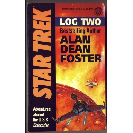 Star Trek Log Two - Alan Dean Foster