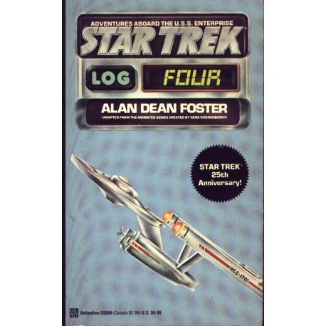 Star Trek Log Four - Alan Dean Foster