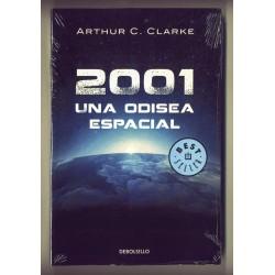 2001: Una odisea espacial - Arthur C. Clarke