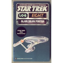 Star Trek Log Eight - Alan Dean Foster