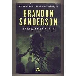 Brazales de duelo - Brandon Sanderson