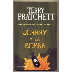 Johnny y la bomba - Terry Pratchett