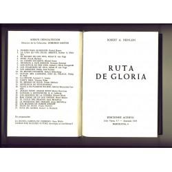 Ruta de gloria - Robert A. Heinlein