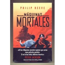 Máquinas mortales - Philip Reeve