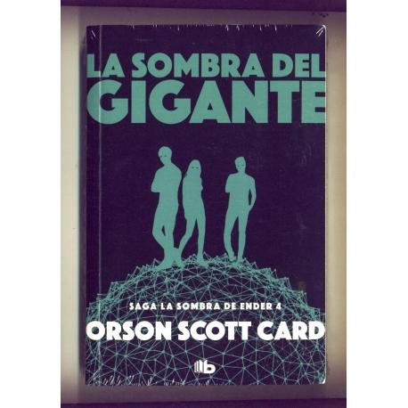 La sombra del gigante - Orson Scott Card